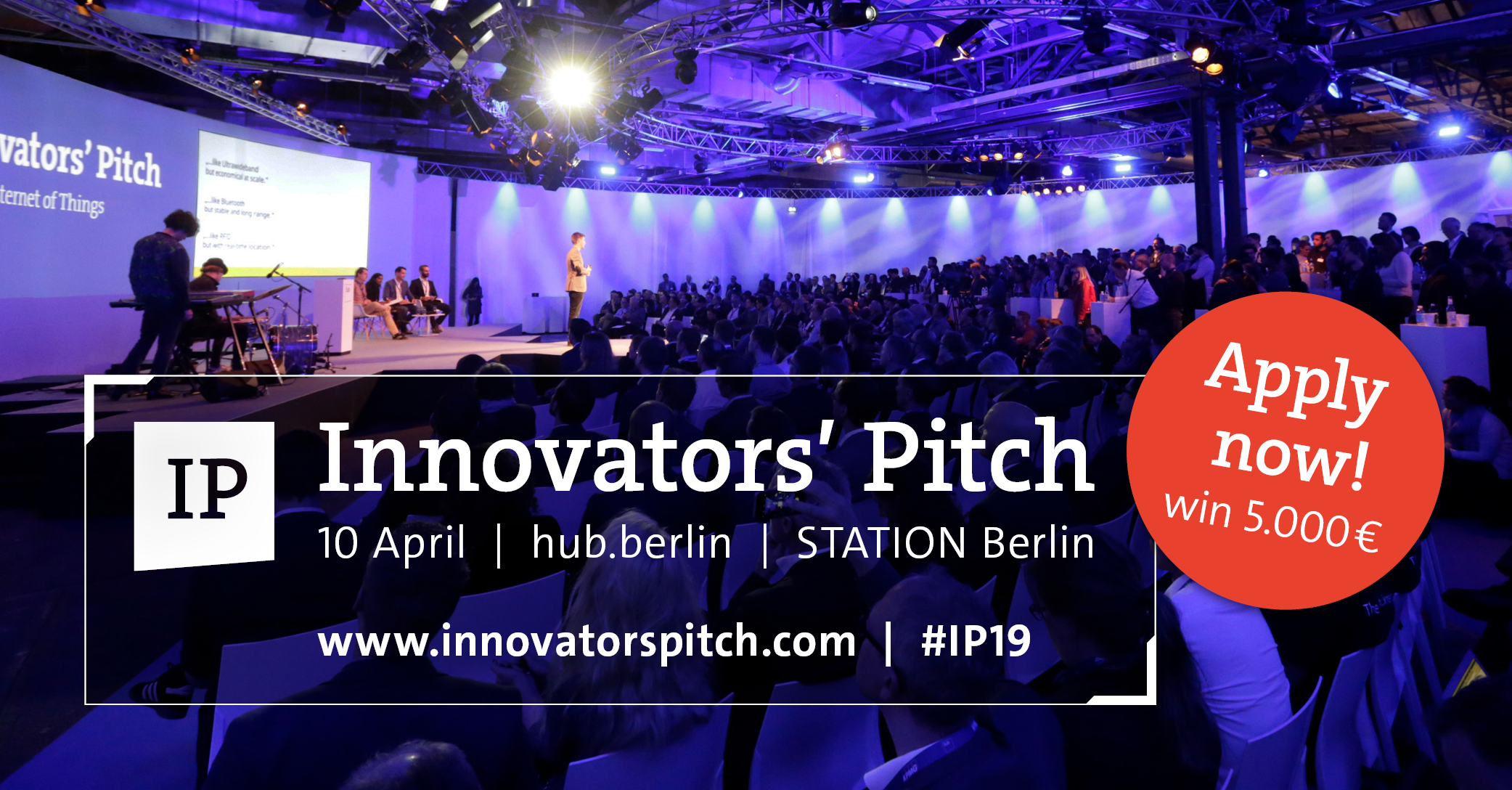 The Innovators' Pitch powered by Get Started